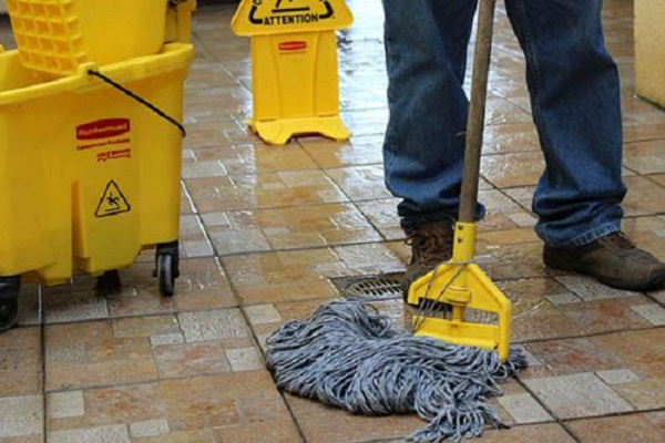 commercial cleaning doha
