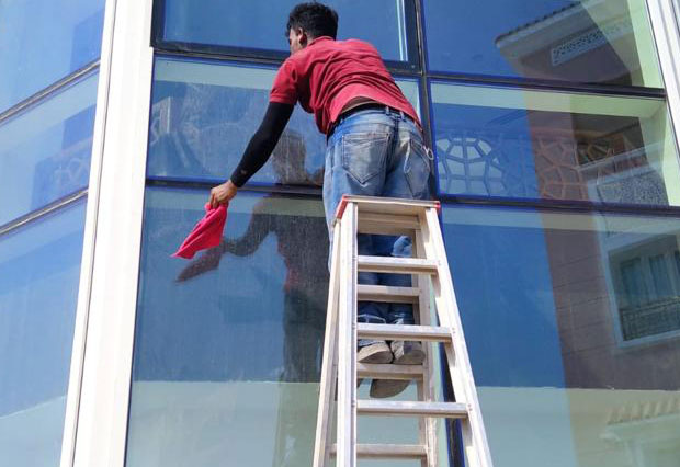 commercial cleaning services doha