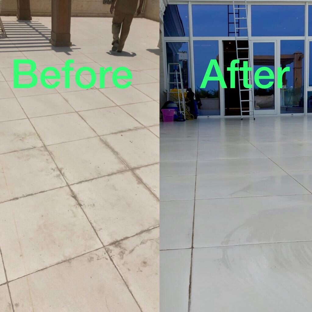 floor cleaning doha