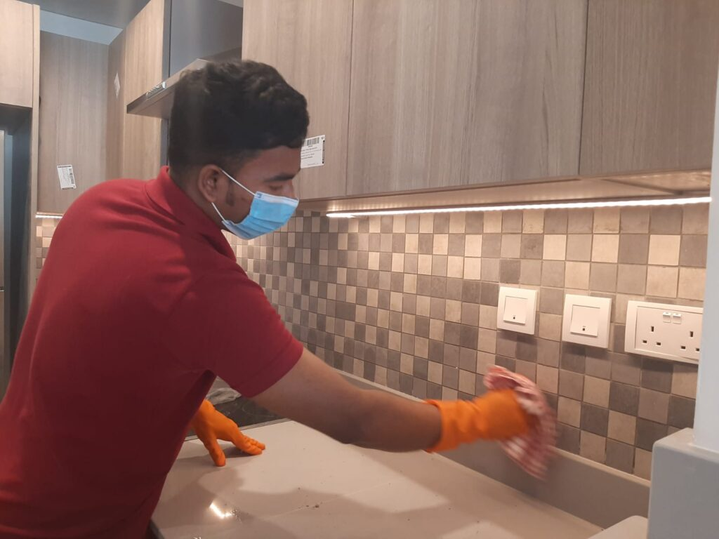 Deep cleaning Qatar