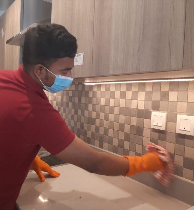 Deep cleaning Qatar