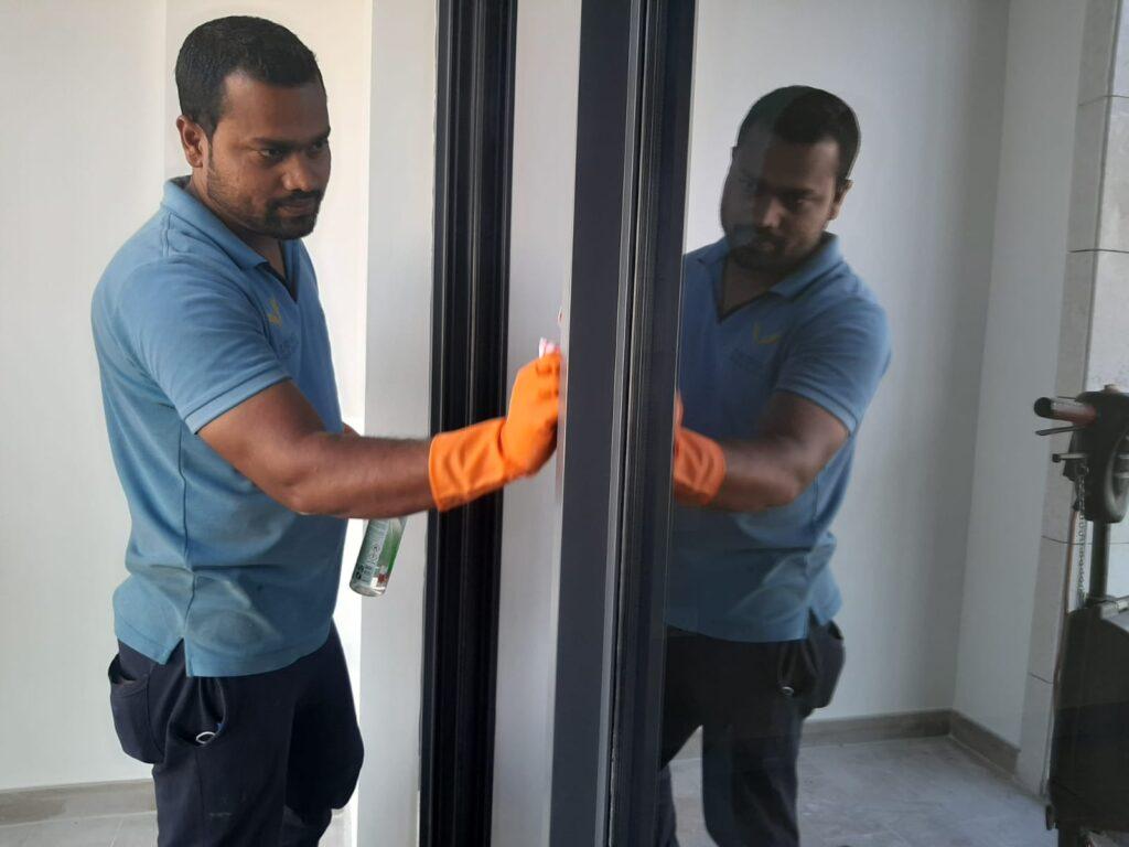 deep cleaning company doha